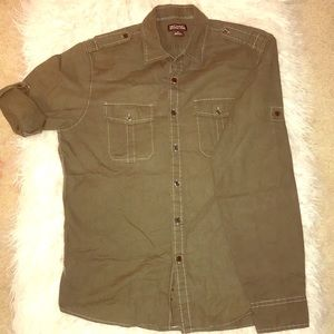Micheal by Micheal Kors Men's Button down Shirt